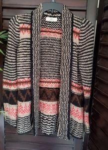 Cozy 3/4 length cardigan